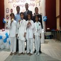 KARATE TEAM @DISTRICT LEVEL